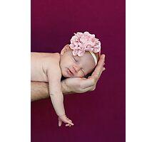 Ava James Photographic Print
