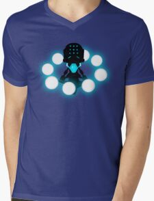 Ghost In The Machine Mens V-Neck T-Shirt