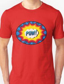 POW! Comic book action T-Shirt