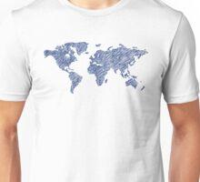 World Sketch Unisex T-Shirt