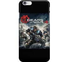 GEARS OF WAR 4 [4K]  iPhone Case/Skin