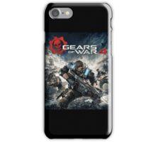 GEARS OF WAR 4 [4K]  iPhone Case/Skin