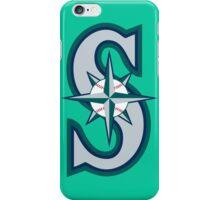 Seattle Mariners iPhone Case/Skin