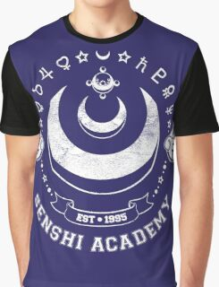 Senshi Academy Graphic T-Shirt