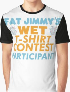 Fat Jimmy's  Graphic T-Shirt
