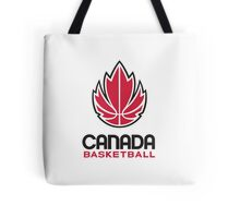canada basketball Tote Bag