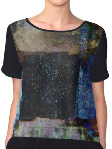 The Stars Are Out Tonight Chiffon Top