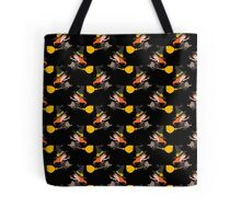 Cute witch Lady Pattern Tote Bag