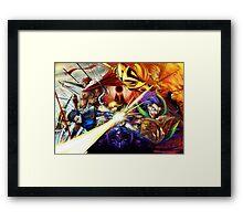 Fate/Zero Framed Print