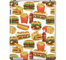 Fast Food - Or, All the Nice Things I Can't Have - White iPad Case/Skin