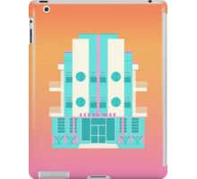 Ocean Surf, Miami 80s iPad Case/Skin