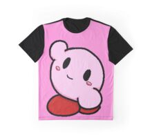 Kirby pixelated  Graphic T-Shirt
