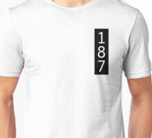 187 Unisex T-Shirt