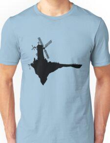 Feel Good Inc. Windmill Silhouette (Gorillaz) Unisex T-Shirt