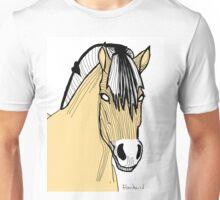 Linear fjord  Unisex T-Shirt