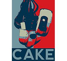 Vote for GLaDOS Photographic Print