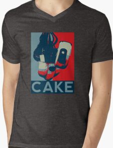 Vote for GLaDOS Mens V-Neck T-Shirt