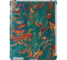 Marble | Dancing in the Deep Blue Sea iPad Case/Skin