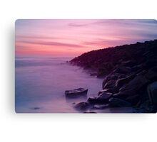 Carlsbad at Sunset Canvas Print