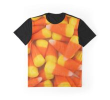 Candy Corn Graphic T-Shirt