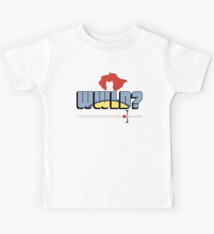 WWLD? Kids Tee