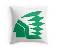 Fighting Sioux Throw Pillow