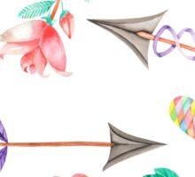 Arrows & Hearts  Sticker