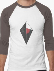 No Man's Sky Logo | Special Men's Baseball ¾ T-Shirt