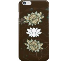 The Lotus iPhone Case/Skin