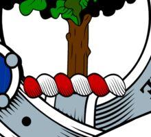 00005 Anderson Clan/Family Tartan  Sticker