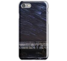 Orion Bridge Startrails iPhone Case/Skin