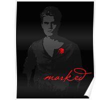 marked darker Poster