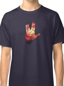 Deep Space Galaxy (Messier 101 Remix) Classic T-Shirt
