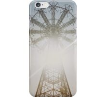 Coney Island Parachute Jump iPhone Case/Skin