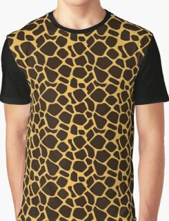 Animal Texture Skin Background 2 Graphic T-Shirt