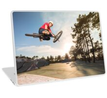 BMX Bike Stunt Table Top Laptop Skin