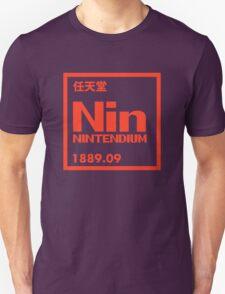 Nintendium Element T-Shirt