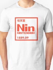 Nintendium Element T-Shirt