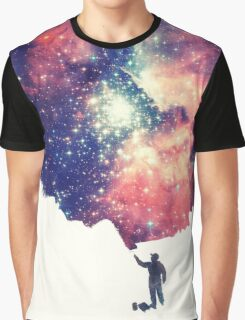 Painting the universe Graphic T-Shirt