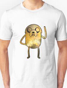 Jake The Dog - Galaxy Edition Unisex T-Shirt