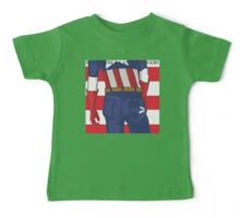 Born in the U.S.A Baby Tee