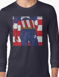 Born in the U.S.A Long Sleeve T-Shirt
