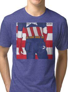 Born in the U.S.A Tri-blend T-Shirt