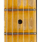 Maple guitar fretboard by TexasBarFight