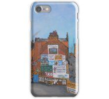 Old Port Glasgow, Train Station iPhone Case/Skin