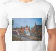 Old Port Glasgow, Train Station Unisex T-Shirt