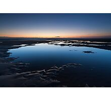 balmedie beach sunrise Photographic Print