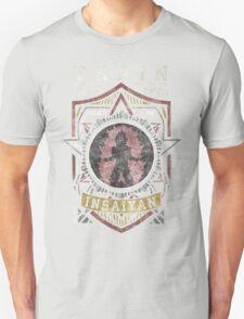 TRAIN INSAIYAN (Shield Logo) Unisex T-Shirt