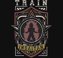 TRAIN INSAIYAN (Shield Logo) Unisex T-Shirt