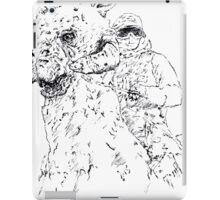 Luke on Hoth art iPad Case/Skin